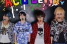 今話題の男装ユニットViperaのニューシングル「ACID BERRY」本日全国発売!! メンバーからのオリジナルコメントも掲載!!!